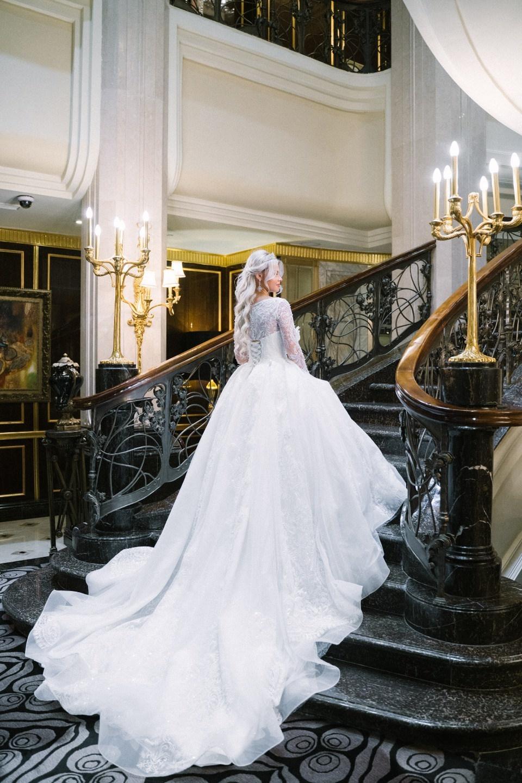 Как в сказке Disney: воздушная свадьба на вилле