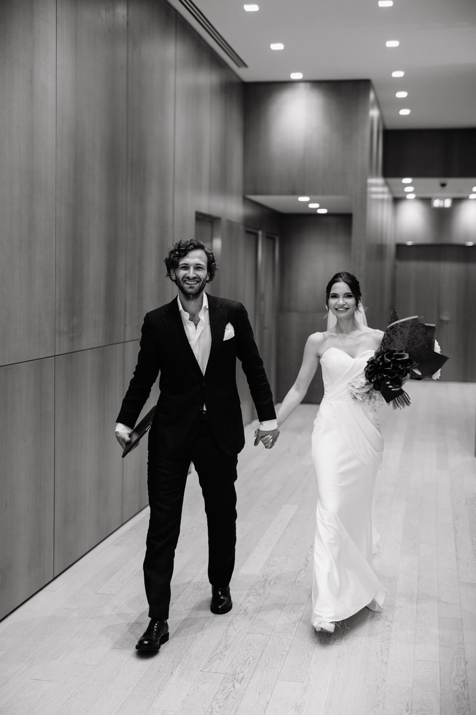 Современная элегантность: свадьба в ресторане
