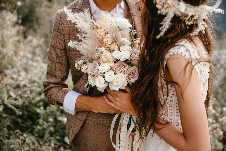Бохо-свадьба на Красной Поляне