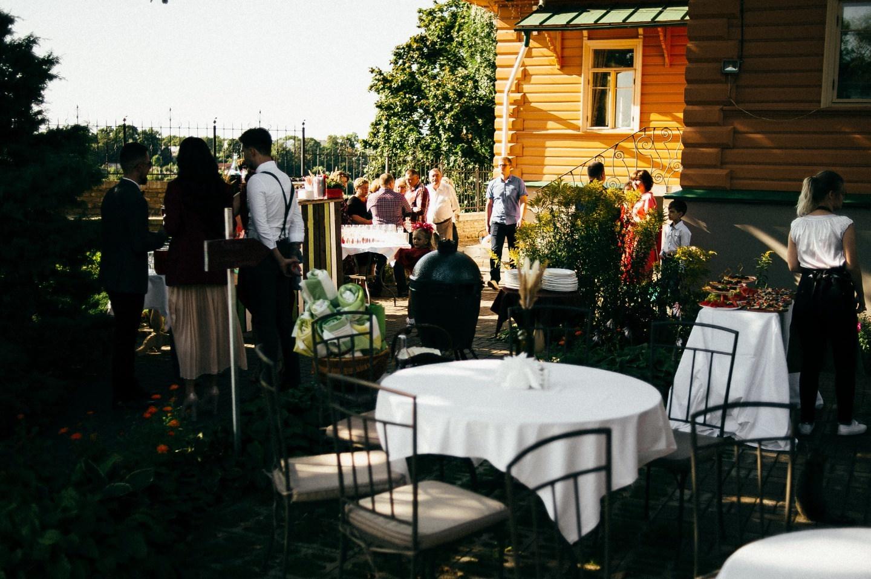«Wine set»: свадьба-вечеринка с итальянскими мотивами