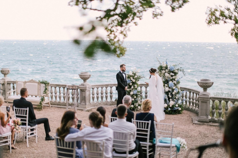 Уют и утонченность: свадьба у моря в Крыму