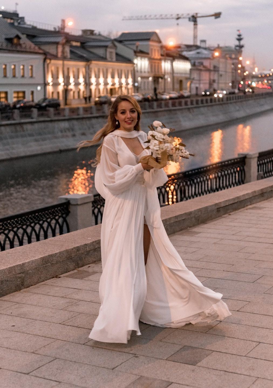Не расставайтесь с любимыми: осенняя свадьба для двоих