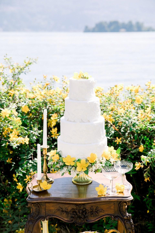 Limoncello: свадьба на вилле в Италии