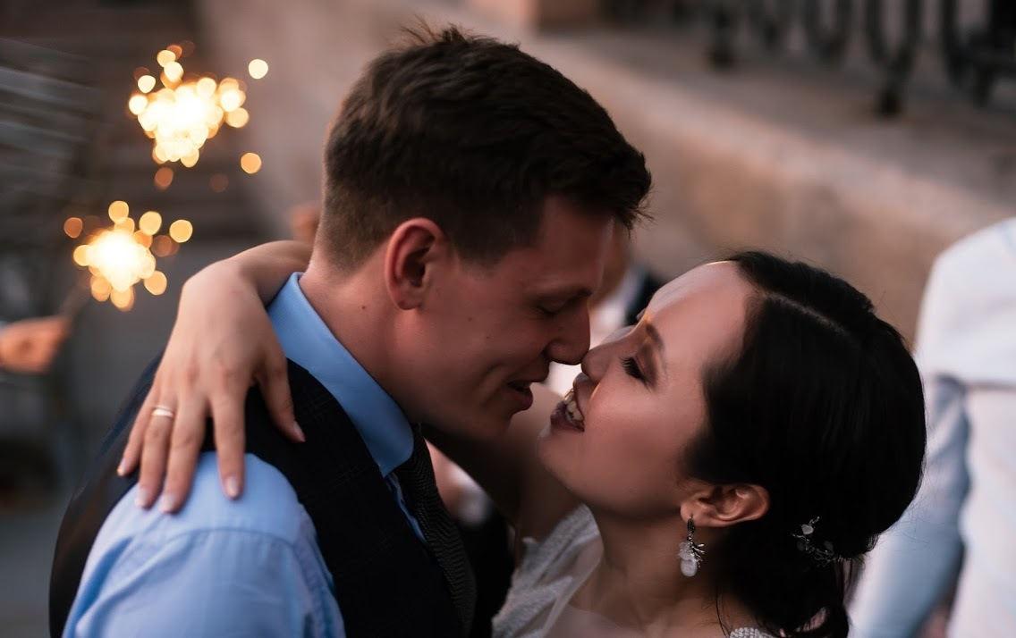 Свадьба в баре в Санкт-Петербурге