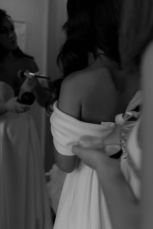 Современная элегантность: свадьба в светлых оттенках
