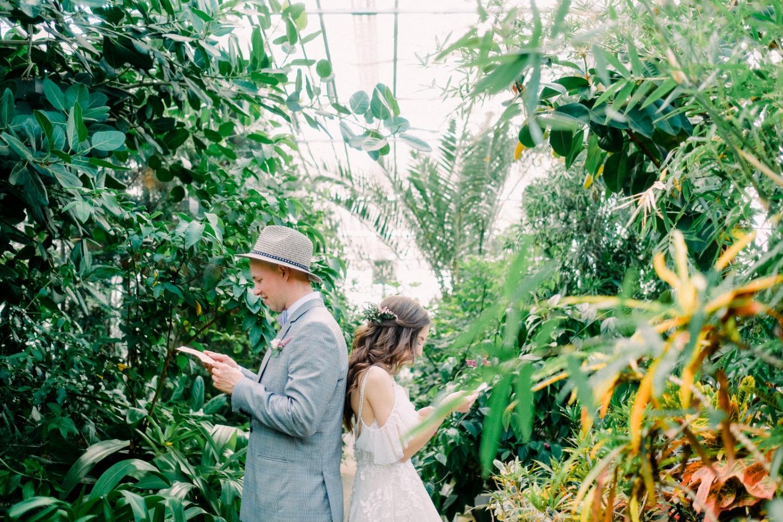 Лавандовая фантазия: эко-свадьба за городом