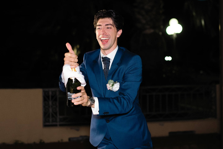 Amore in Italia: романтическая свадьба на вилле
