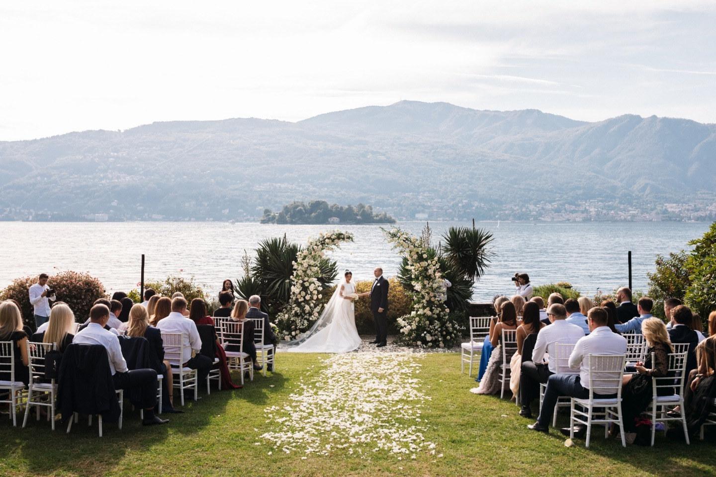 «Мозаика чувств»: свадьба в Италии на вилле