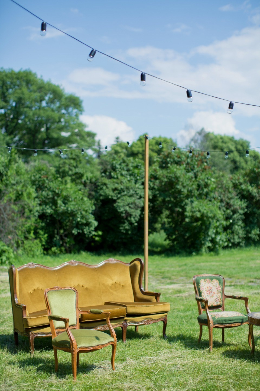 Vintage: эко-свадьба в оранжерее