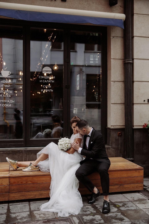 «Свадьбе быть»: атмосферная свадьба-вечеринка