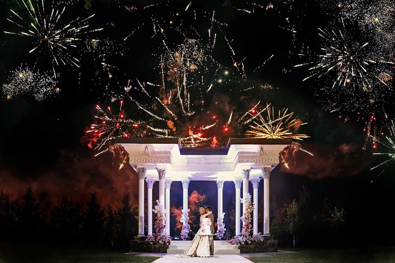 Романтизм: сказочная свадьба в нежных оттенках