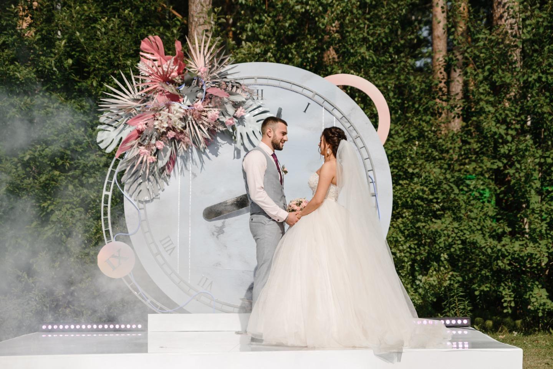 Свадьба-спектакль «Любовь вне времени»