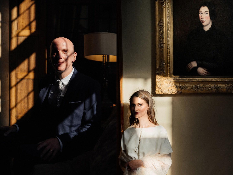 «Ирландский замок»: благородная свадьба