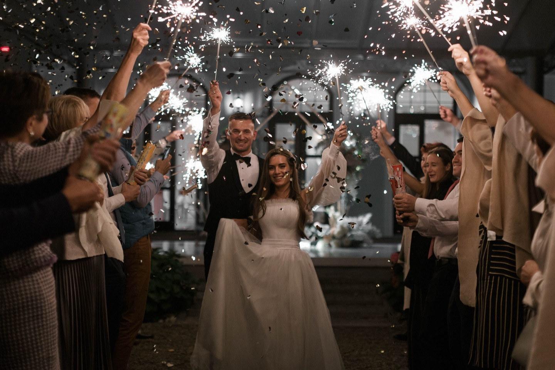 Классическая свадьба в Калиниграде