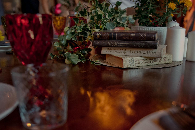 Наш уютный квартирник: свадьба в ресторане