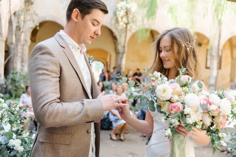 Romantic & Еco: свадьба в Италии на вилле