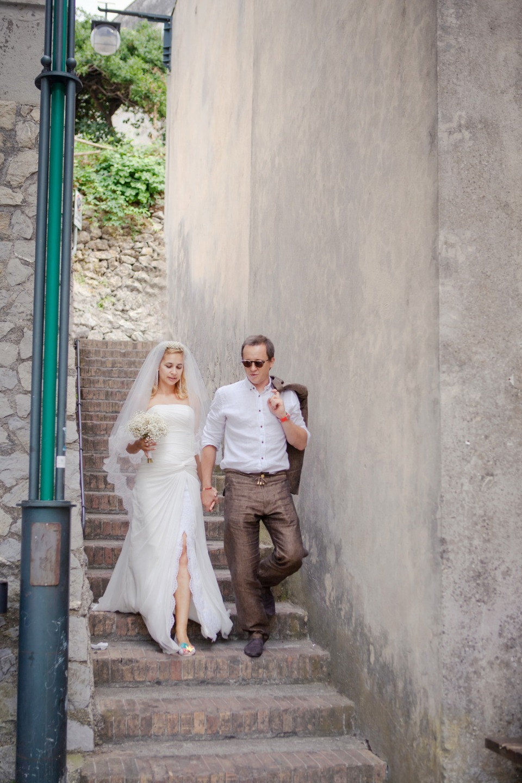 Камерная свадьба на итальянской вилле
