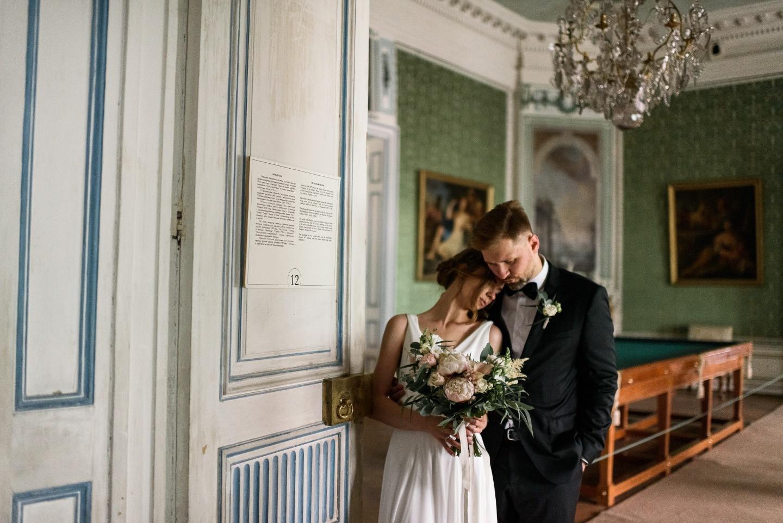 Уют и самые близкие: свадьба в музее-усадьбе