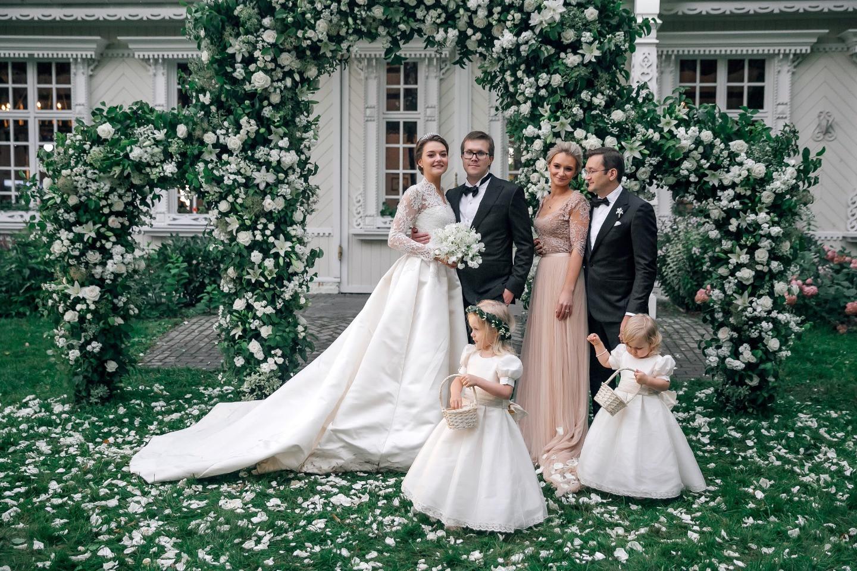 Toile de Jouy & Royal Wedding: стильная свадьба с синим акцентом
