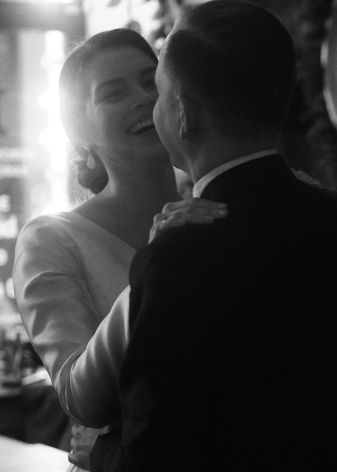 Элегантная петербургская история: семейная свадьба