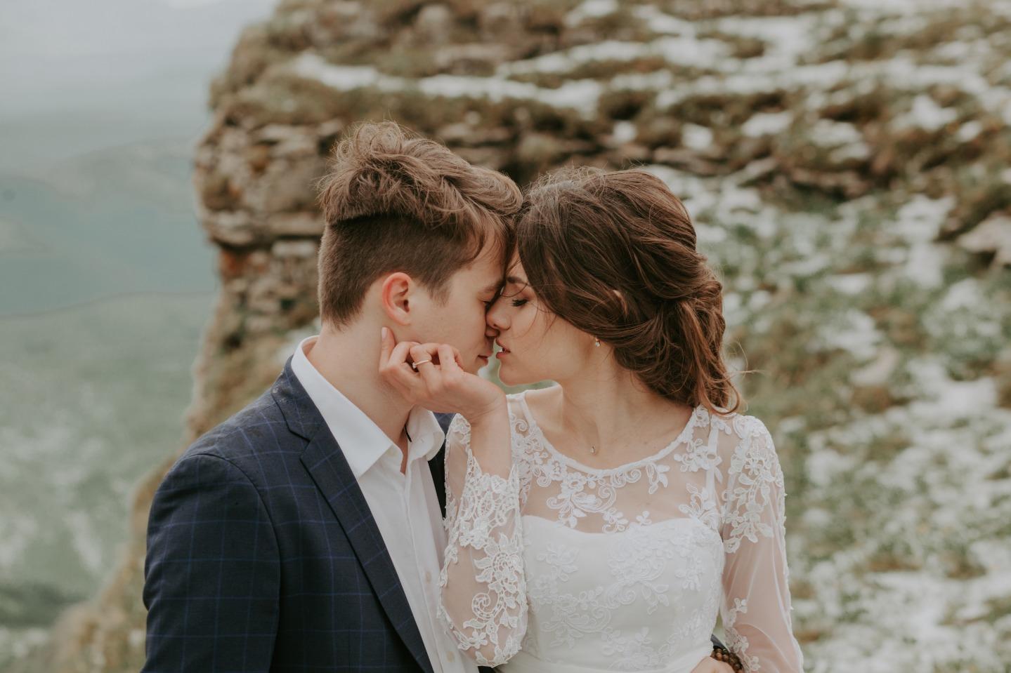 Inspiration in the mountains: эко-свадьба в горах
