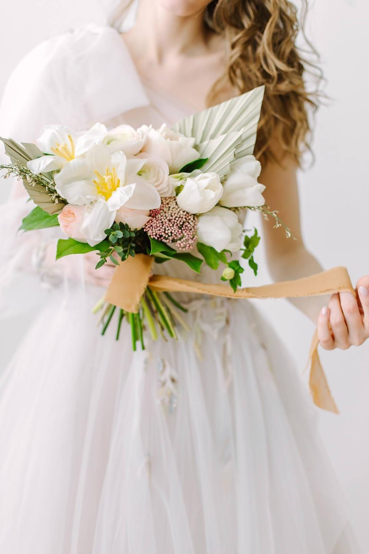 Моя цветочная муза: стилизованная фотосессия