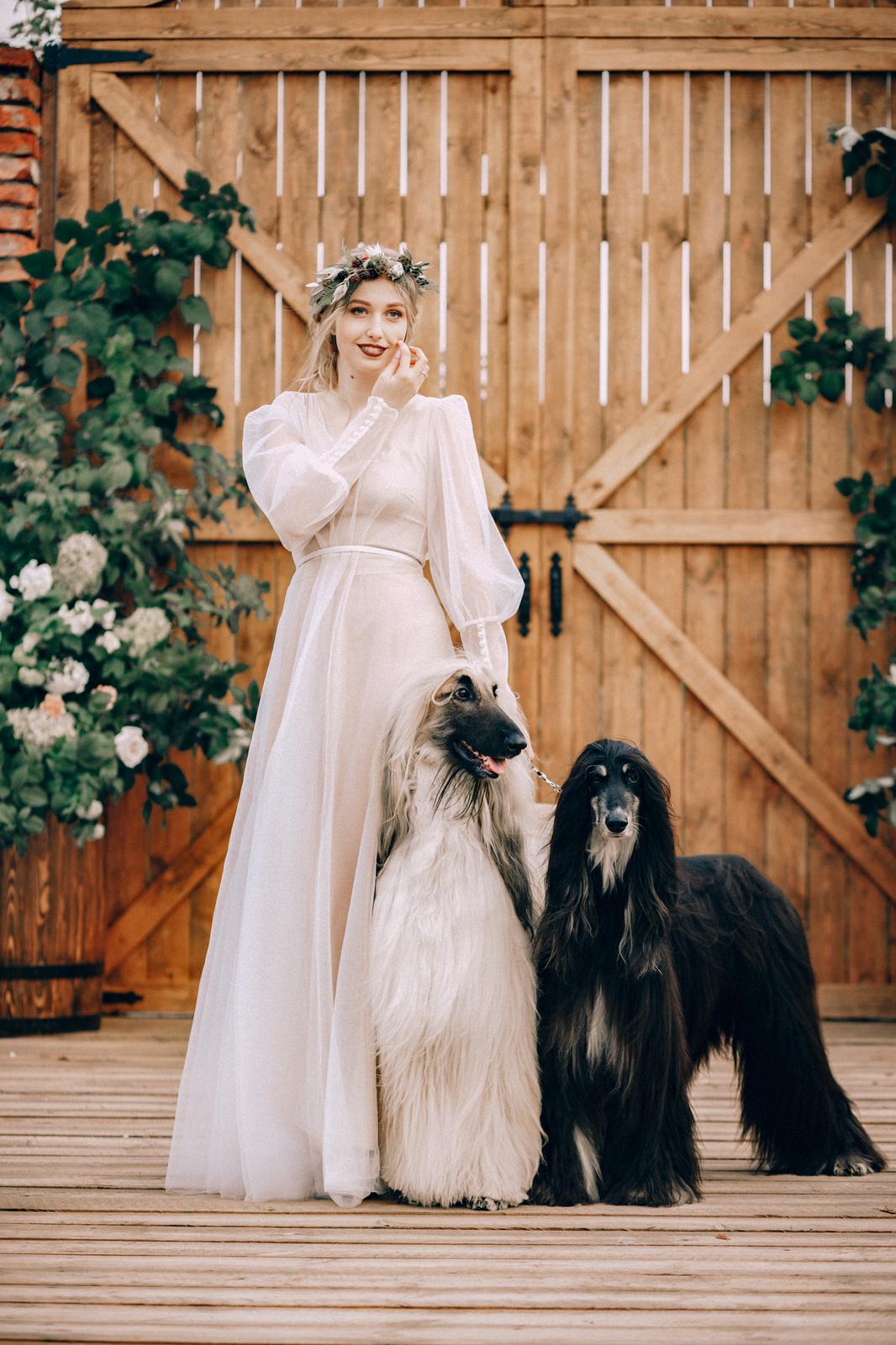 Обзор необычной площадки: свадьба на Ранчо