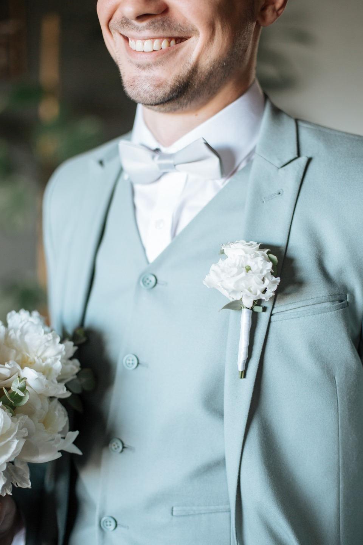Greenery: эко-свадьба в лофте