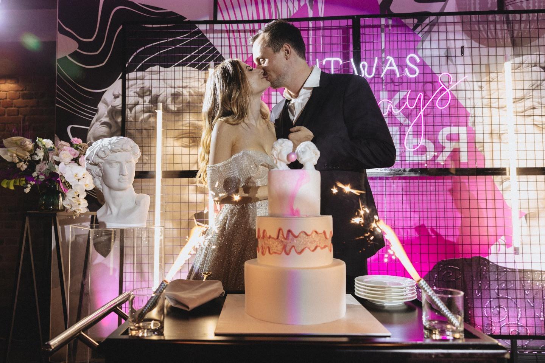 Roman tale: яркая свадьба-вечеринка
