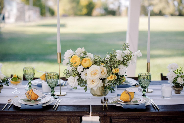 Lemons: сицилийская свадьба в гольф-клубе