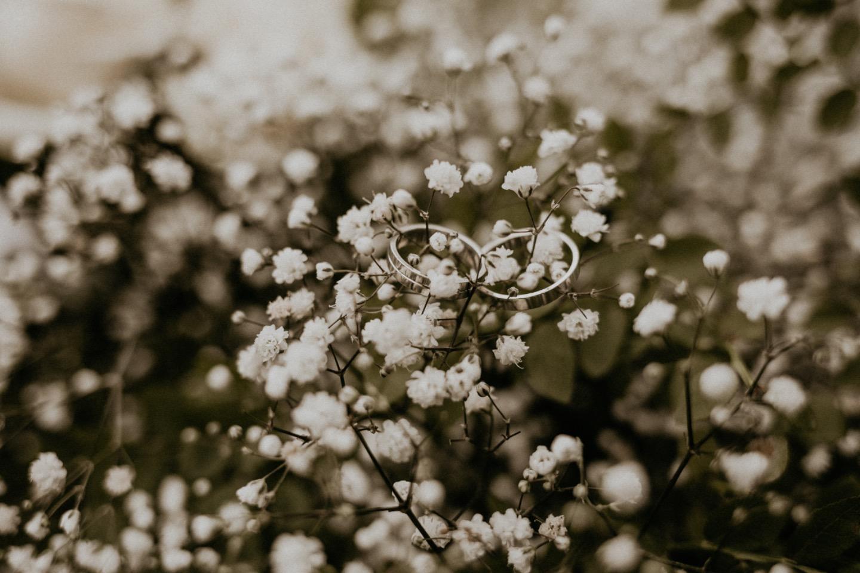 Brown rustic: свадьба на природе