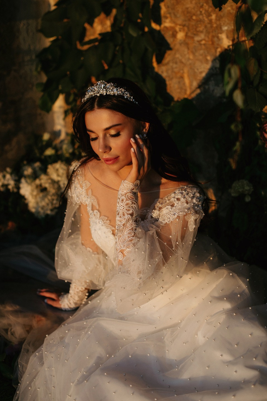 """""""Сны спящей красавицы"""": стилизованная фотосессия-сказка"""