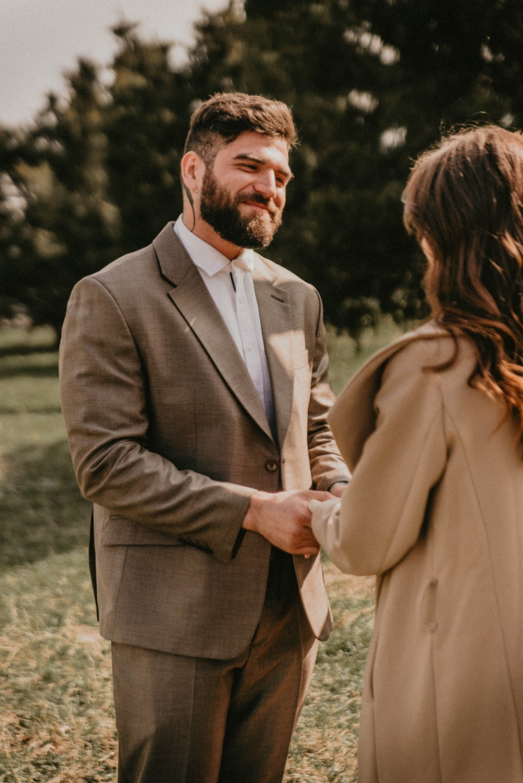 Cozy love: камерная свадьба для самых близких