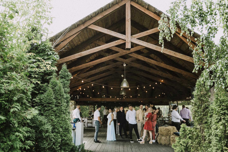 All about us: уютная эко-свадьба