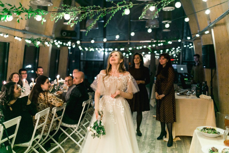 Романтическая свадьба на городской ферме ВДНХ
