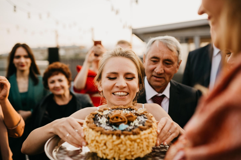 Элегантная свадьба в коричневых оттенках