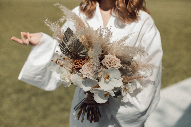 Harmonious rustic: свадьба на свежем воздухе