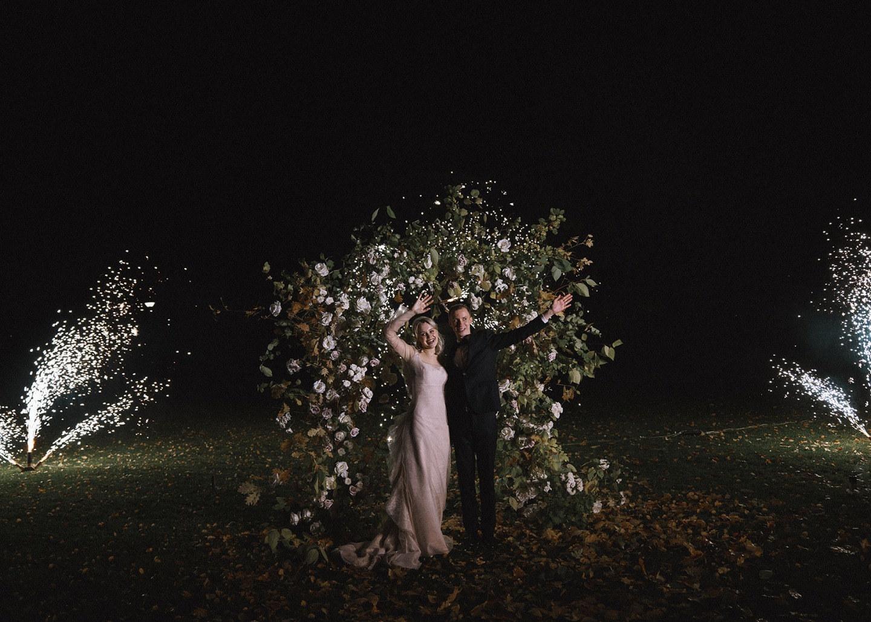 Breath of elegance: свадьба в загородном отеле