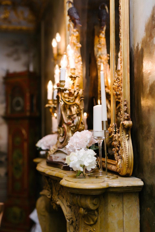 Наша душа: атмосферная камерная свадьба в ресторане