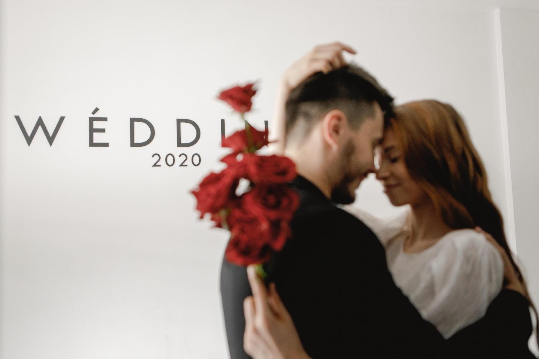 WEDDING 2020: стилизованная фотосессия