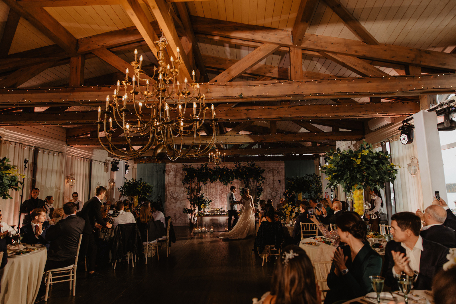 Limoncello: эко-свадьба в бутик-отеле