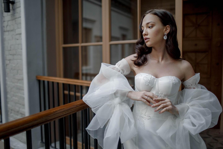 Свадьба в замке: стилизованная фотосессия в Санкт-Петербурге
