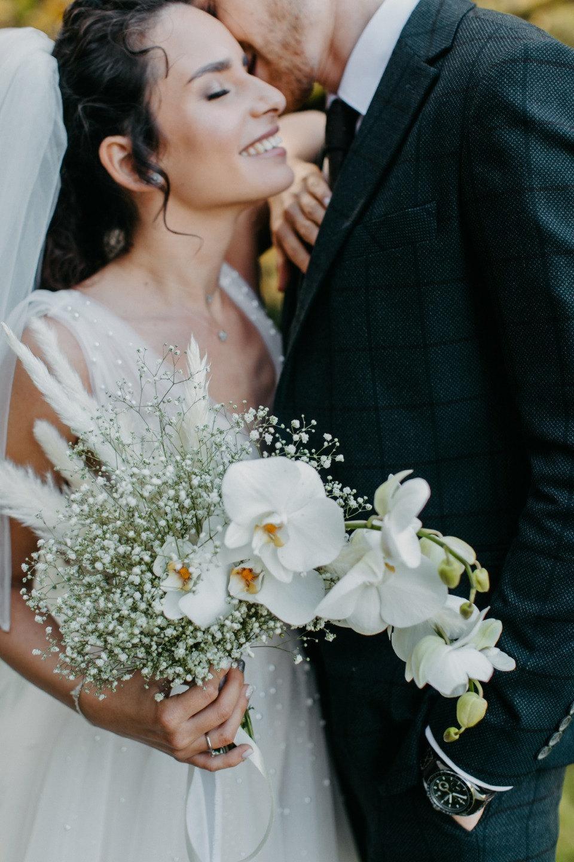Eco and minimalism: осенняя свадьба