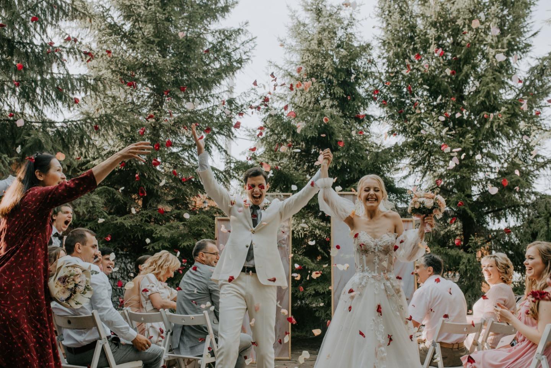 Аллилуйя любви: творческая свадьба двух актеров