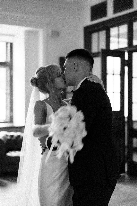 Аристократизм и легкость: камерная свадьба