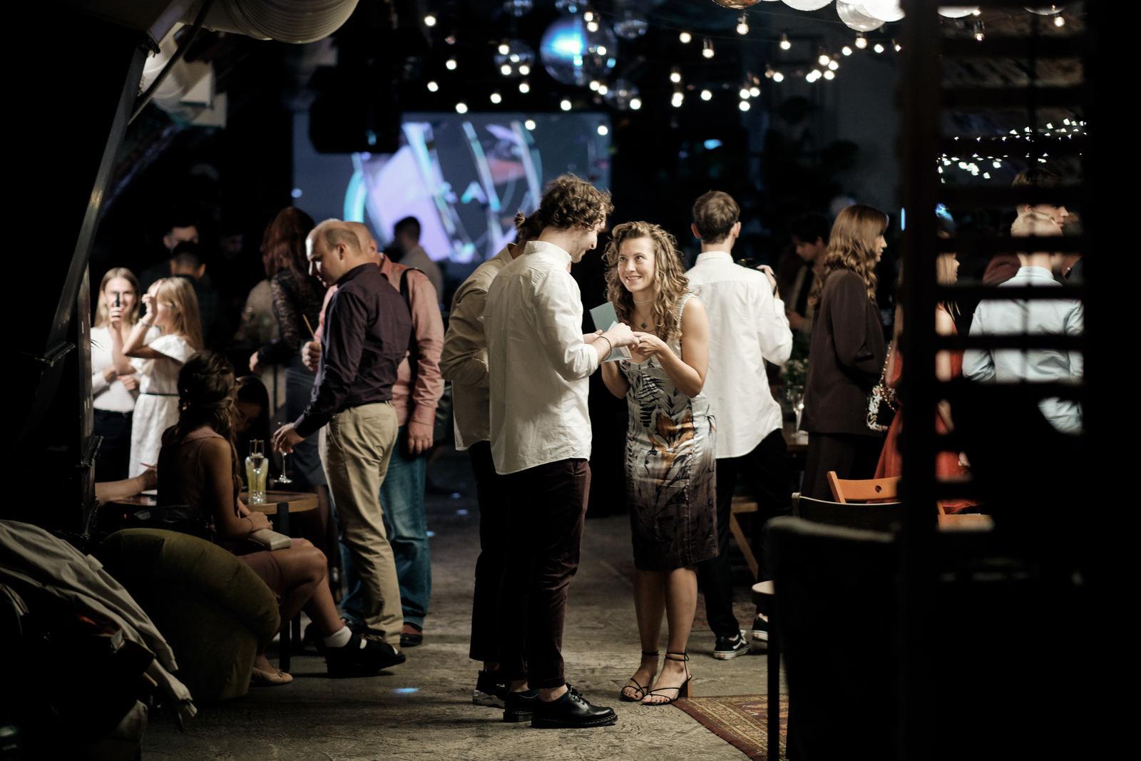 Design project: необычная свадьба-вечеринка