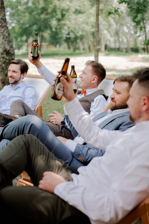 Легкость и натуральность: свадьба на свежем воздухе