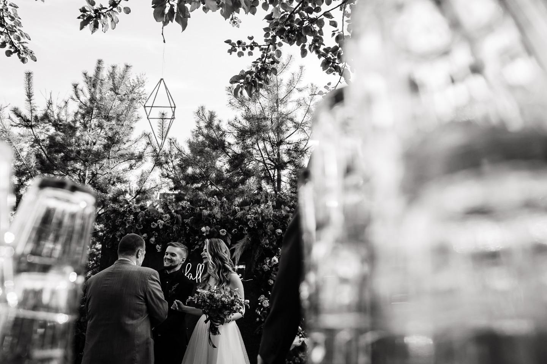 Уютная вечеринка: свадьба для самых близких