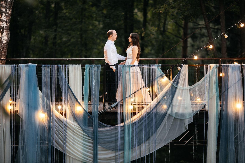 Эко-свадьба в загородной резиденции