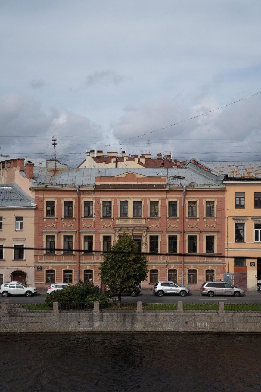 Теплый семейный ужин: камерная свадьба в осеннем Санкт-Петербурге